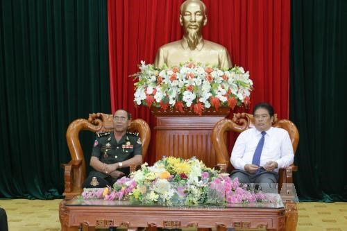 Cambodia, Vietnam seek more cooperation hinh anh 1