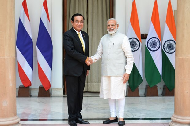 India, Thailand boost defence ties hinh anh 1