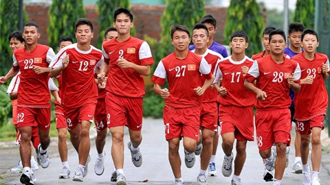 Vietnam's U16s to attend regional championships hinh anh 1