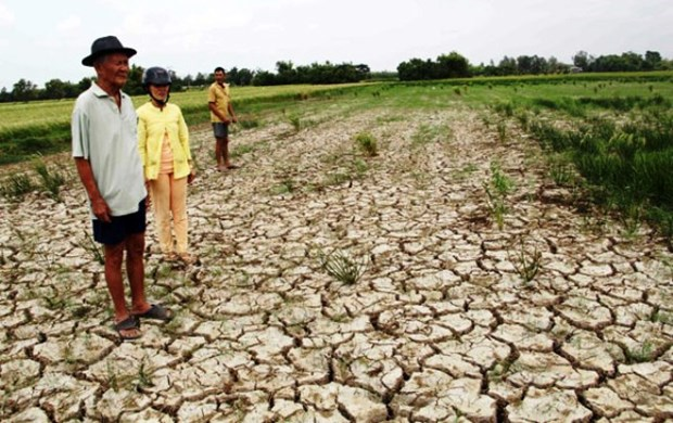 USAID helps Vietnam cushion climate change impacts hinh anh 1