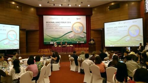 Mekong countries share land governance experiences hinh anh 1