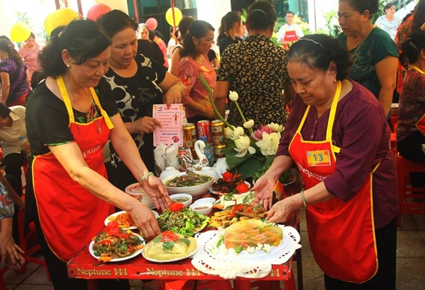 Festival celebrates Vietnam's family values hinh anh 1