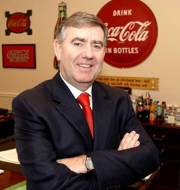 Deputy Prime Minister receives Coca Cola executive vice president hinh anh 1