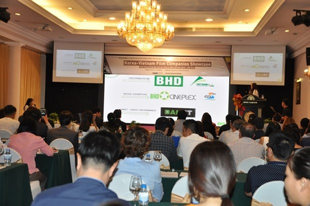 Vietnam, RoK cooperate in cinema hinh anh 1