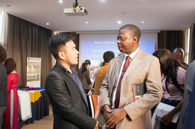 Business exchange promotes Vietnam-Mozambique trade links hinh anh 1
