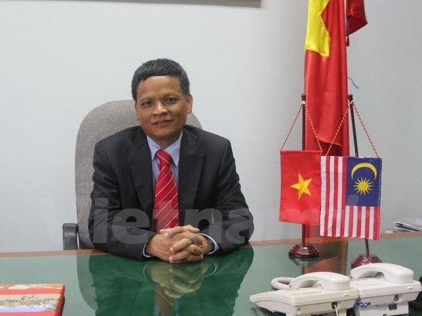 Vietnamese ambassador runs for membership in int'l law commission hinh anh 1