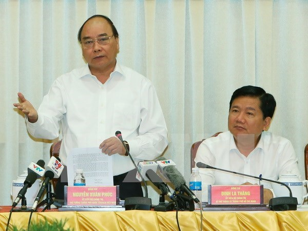 HCM City should gear towards a smart city: PM hinh anh 1