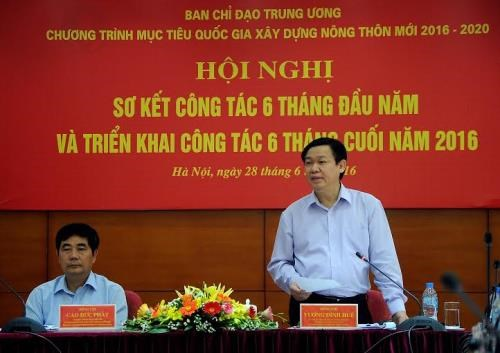 25pct of communes nationwide expected to be new rural areas hinh anh 1