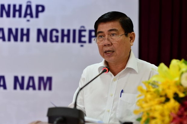 Conference seeks to raise business competitiveness hinh anh 1
