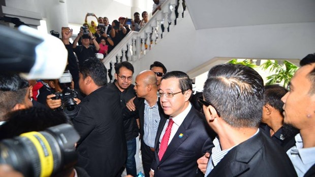 Penang Chief Minister arrested on corruption charges hinh anh 1