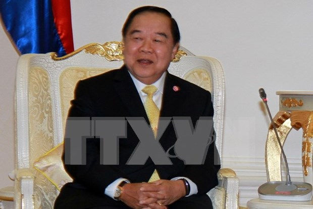 Thailand, Myanmar beef up cooperation hinh anh 1
