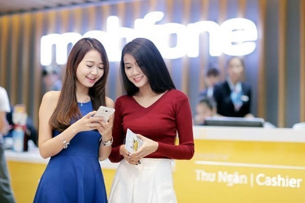MobiFone launches north-south transmission line hinh anh 1