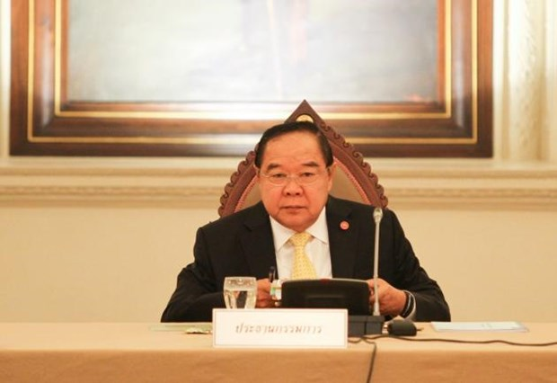 Thai Gov't to keep fighting human trafficking hinh anh 1