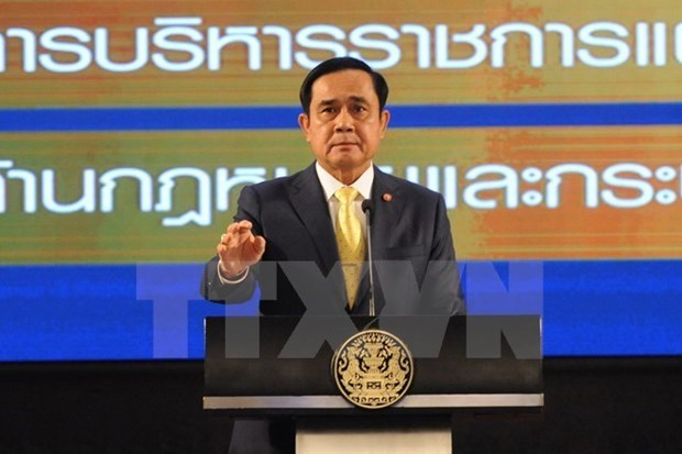 Thai PM rejects amnesty for political offenders hinh anh 1