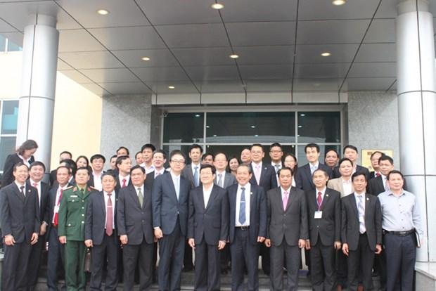 Vietnam, RoK boost judicial cooperation hinh anh 1