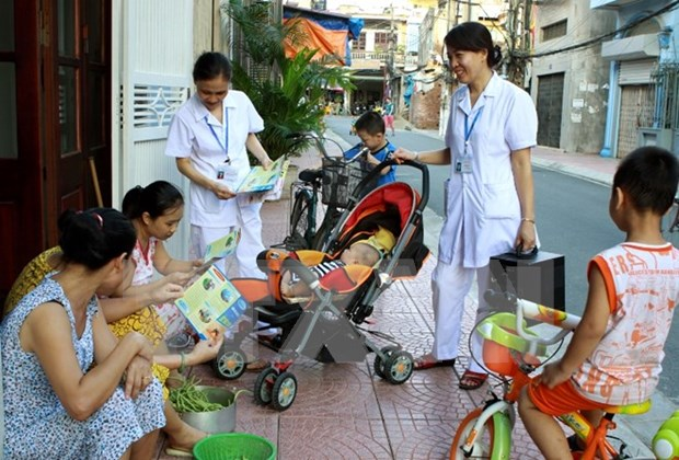 Number of births rises sharply in first six months hinh anh 1