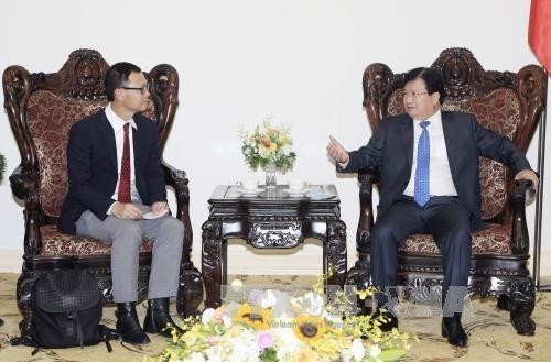 Vietnam facilitates Thai group's investment hinh anh 1