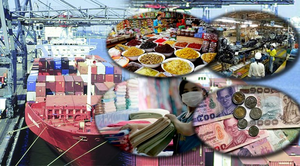 Thailand: Export down nearly 2 pct in first five months hinh anh 1