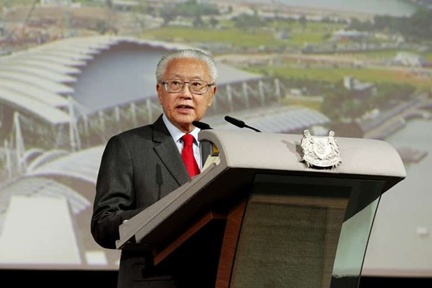 Singapore announces action plan on climate hinh anh 1