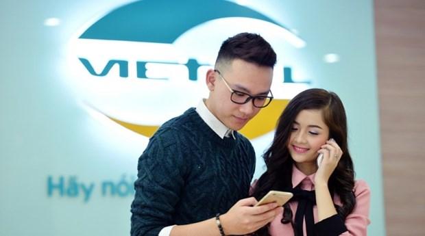 Telecom revenue in H1 reaches 4.11 billion USD hinh anh 1