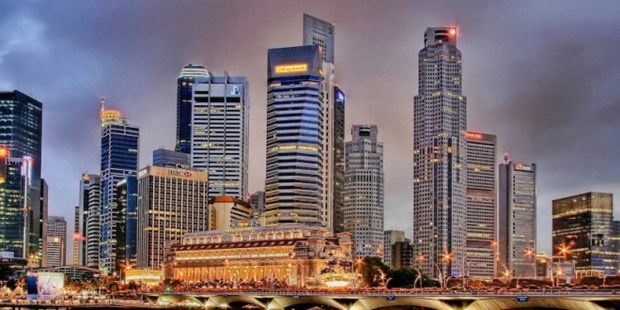 Singapore's economy grows positively in Q2 hinh anh 1