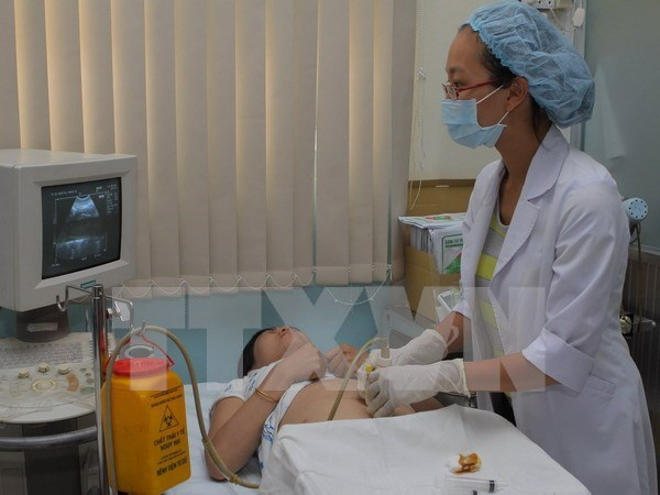 Hanoi: Over 7 mln USD to boost prenatal screening hinh anh 1