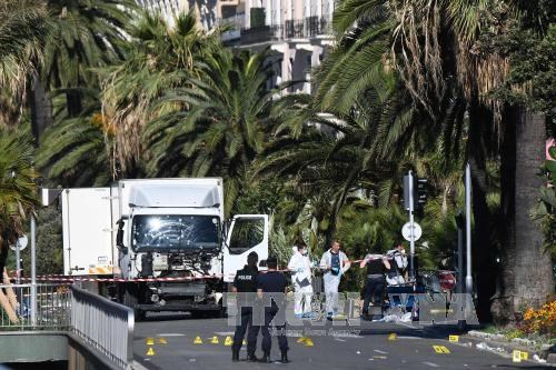 Vietnam strongly condemns Nice attack hinh anh 1