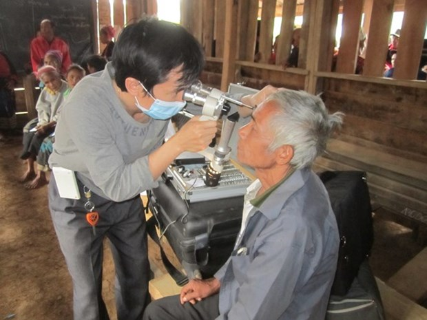 "Laos: Many people get ""mystery disease"" hinh anh 1"