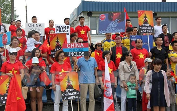 Vietnamese community in Poland lauds PCA's ruling hinh anh 1