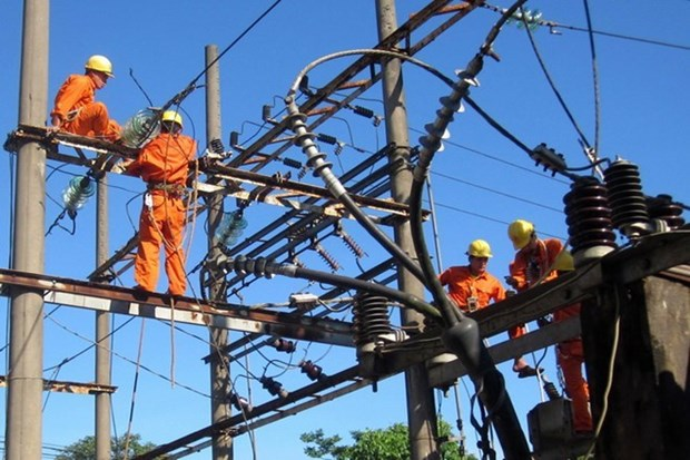 Southern electricity sees changes in use among sectors hinh anh 1