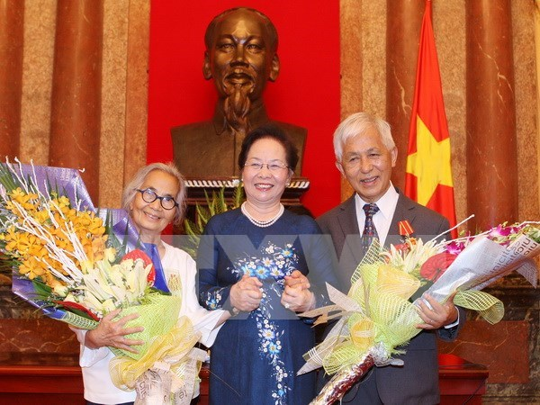 Vietnamese-French scientist honoured in France hinh anh 1