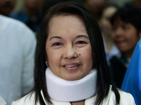 Philippine ex-President released hinh anh 1