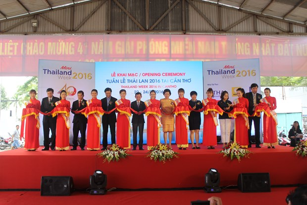 Thailand Week hoped to spur business links with Vietnam hinh anh 1