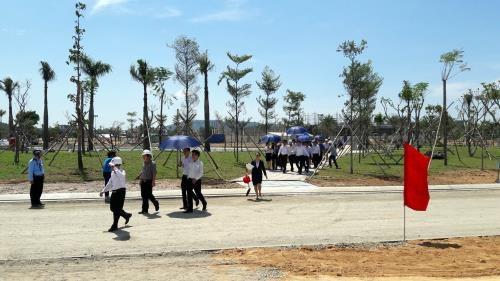 VSIP Quang Ngai to develop green city hinh anh 1