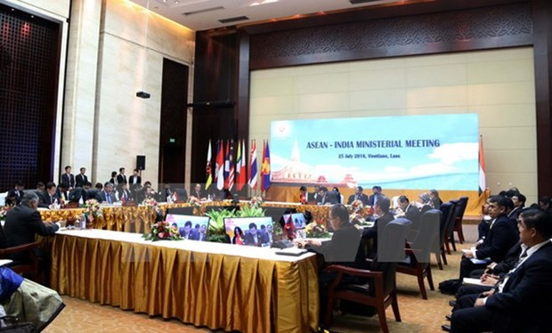 India calls for utmost respect for UNCLOS hinh anh 1