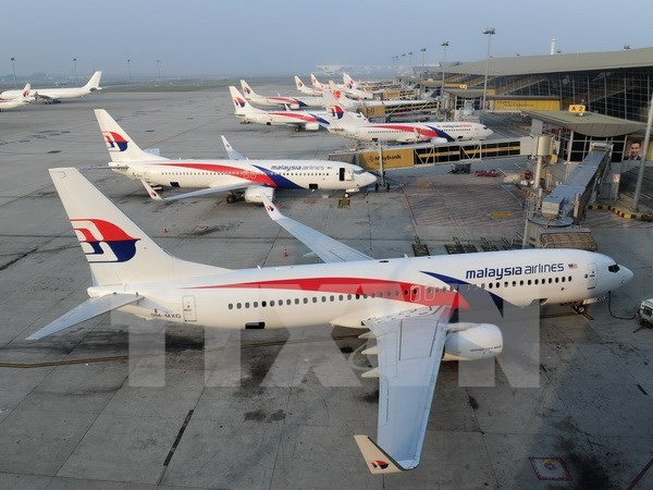 Malaysia Airlines buys 50 Boeing jets hinh anh 1