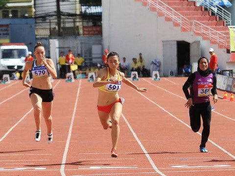 HCM City to host int'l track and field event hinh anh 1