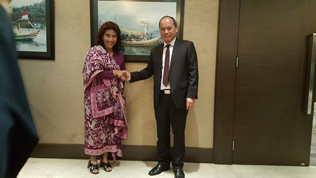 Vietnam, Indonesia boost cooperation in fisheries hinh anh 1
