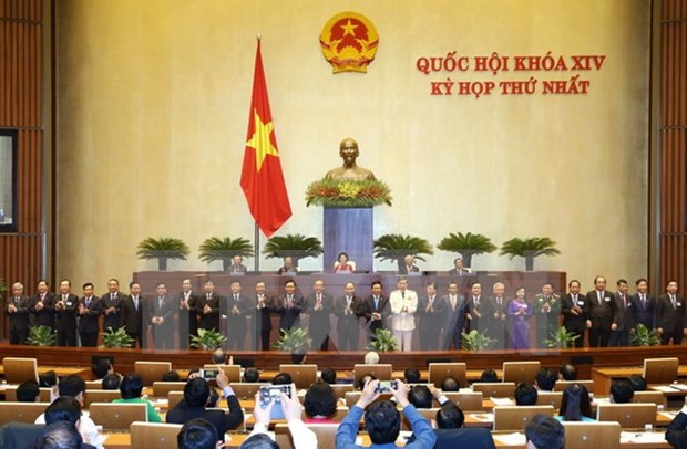 Vietnamese Government in 2016 – 2021 tenure hinh anh 1