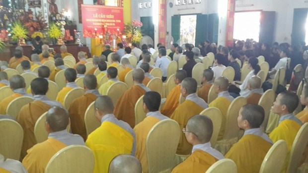 Requiem for AO/dioxin victims held in Hai Phong hinh anh 1
