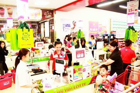 Lotte Mart opens store in Nha Trang hinh anh 1