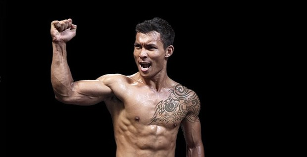 Loc wins MMA event in Malaysia hinh anh 1