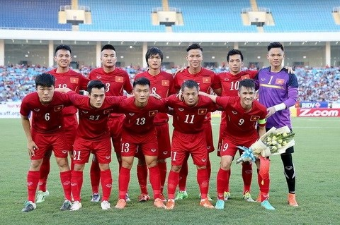 Vietnamese footballers to train in RoK hinh anh 1