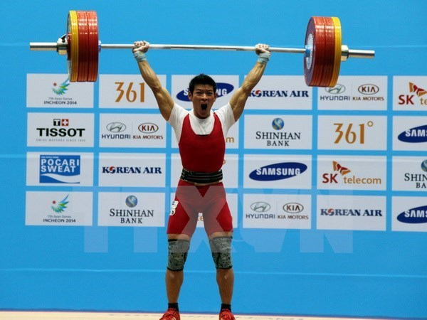 Vietnam pins Olympic medal hope on weightlifting hinh anh 1