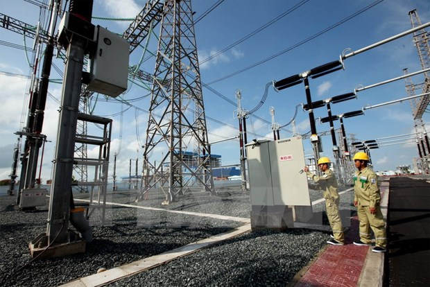 Work begins on Duyen Hai 2 thermal power plant hinh anh 1