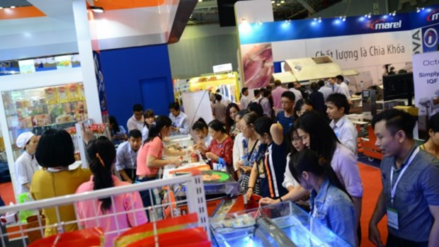 Vietnam fisheries International exhibition opens in HCM City hinh anh 1