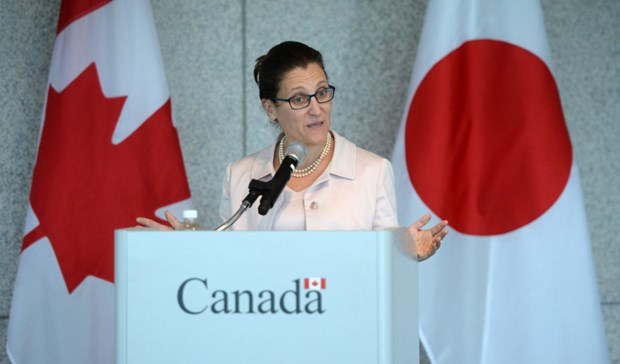 Canada to provide 10 mln USD to support SMEs in ASEAN hinh anh 1