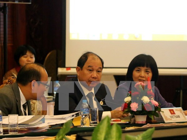 ASEAN economic ministers hail US support hinh anh 1
