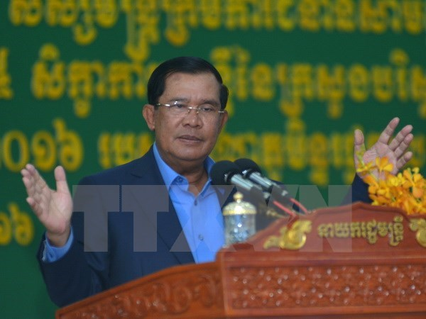 Cambodian Prime Minister fixes national election day hinh anh 1