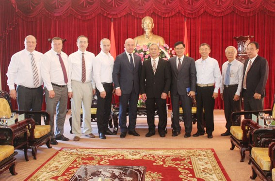 Dong Nai willing to cooperate with Ukraine's Ternopil city hinh anh 1